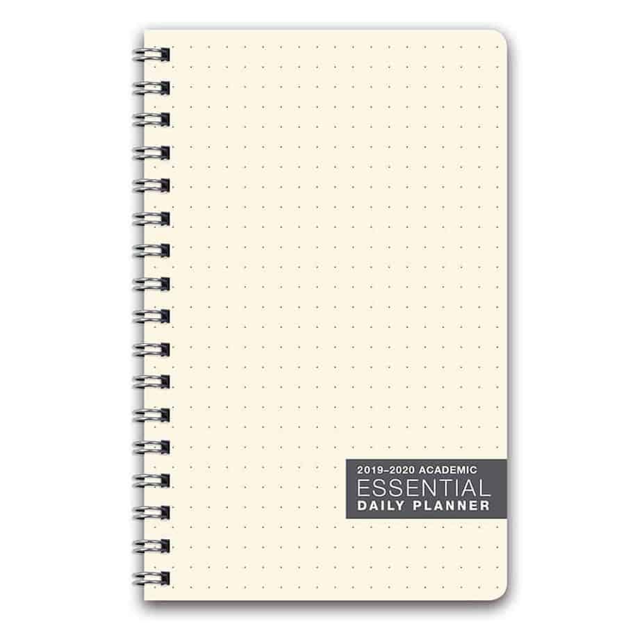 Essential Academic Minimalist Planner