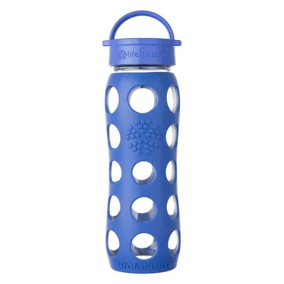 Lifefactory 22oz. Glass Water Bottle