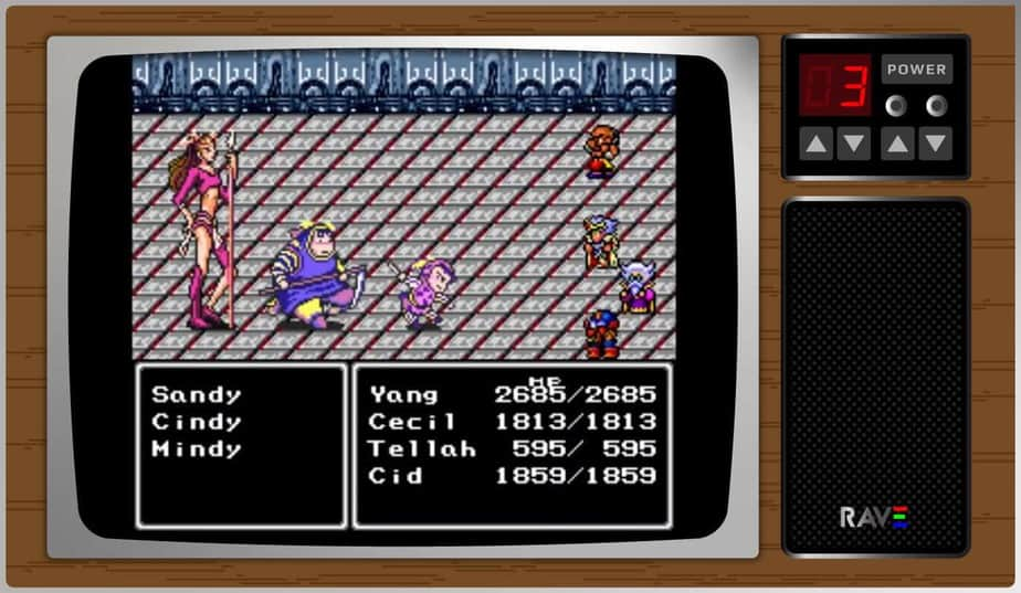 Final Fantasy IV (Final Fantasy II)