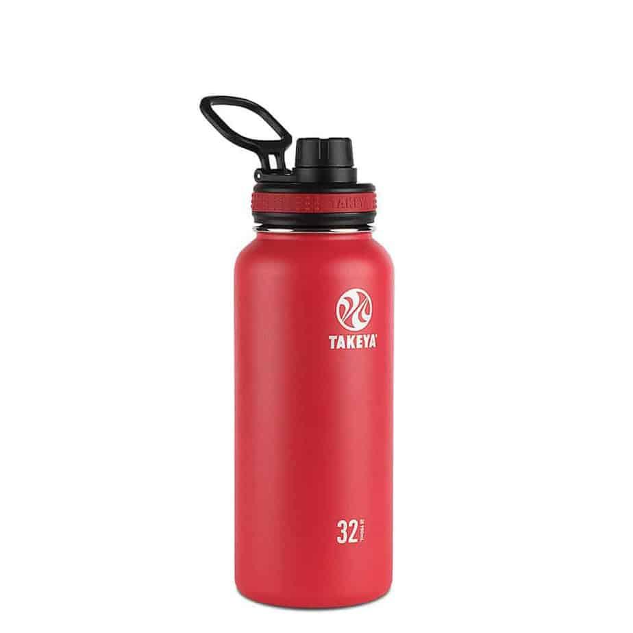 Takeya Originals Insulated Stainless Steel Water Bottle
