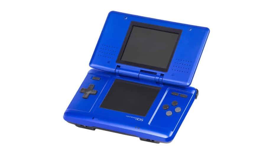 Blue DS
