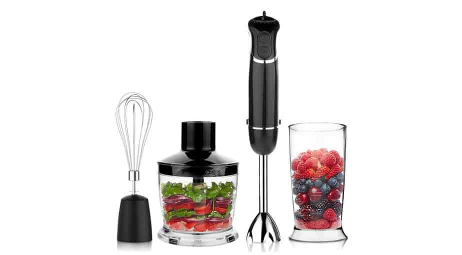 OXA Powerful 4 in 1 Immersion Blender