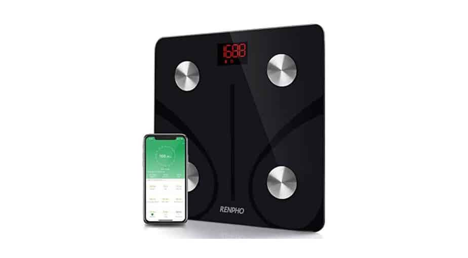 RENPHO Bluetooth Body Fat Scale Smart