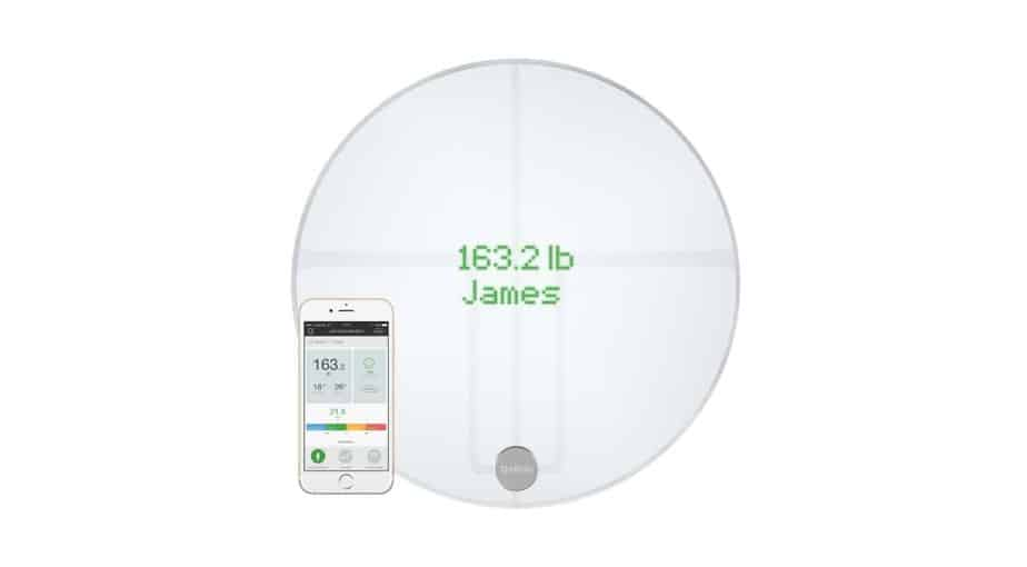 QardioBase 2 Wireless Smart Scale