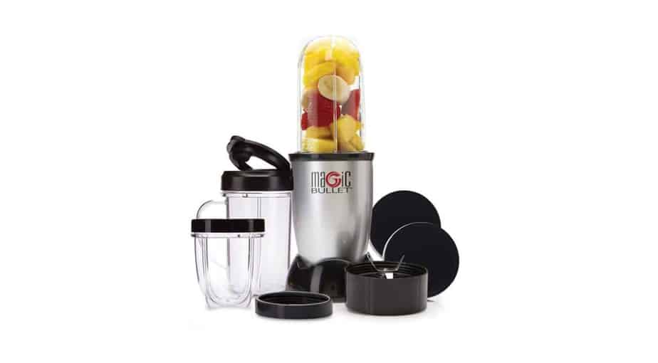 Magic Bullet Blender, 11-Piece Set