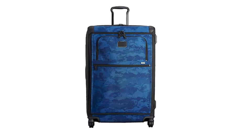 Tumi Alpha 2 Front Lid Medium Trip Packing Case