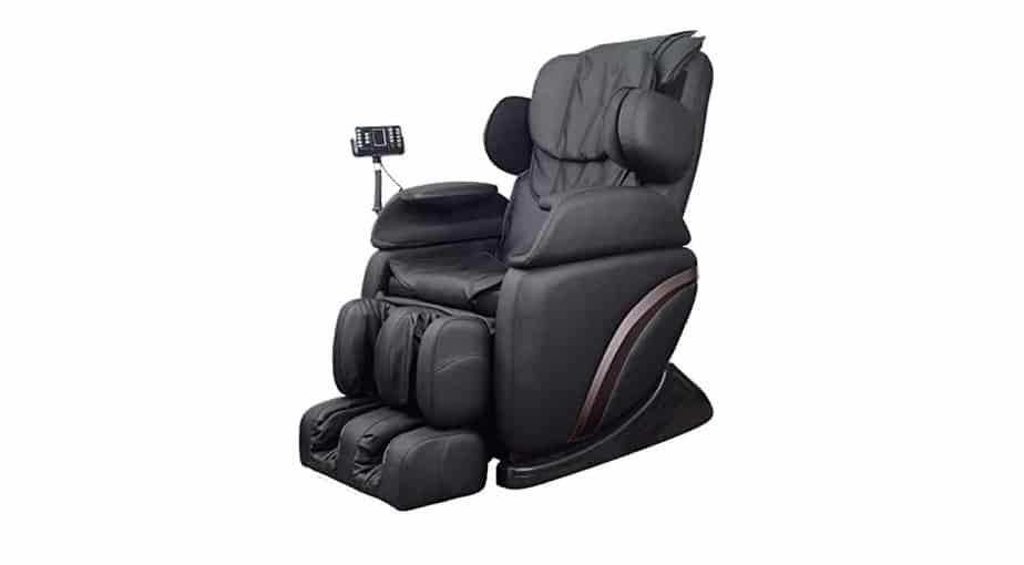 iDEAL massage Full Featured Shiatsu Chair with Built in Heat Zero Gravity Positioning Deep Tissue Massage