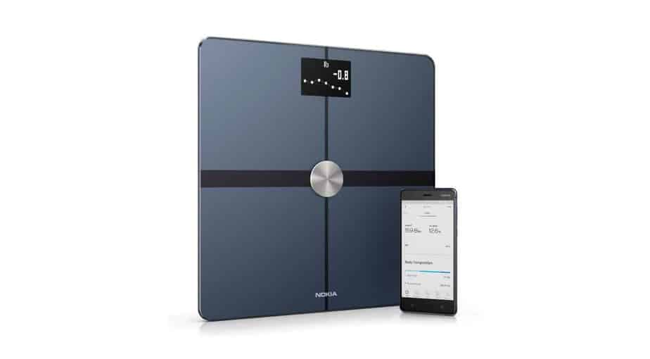 Withings / Nokia Smart Body Composition Digital Scale
