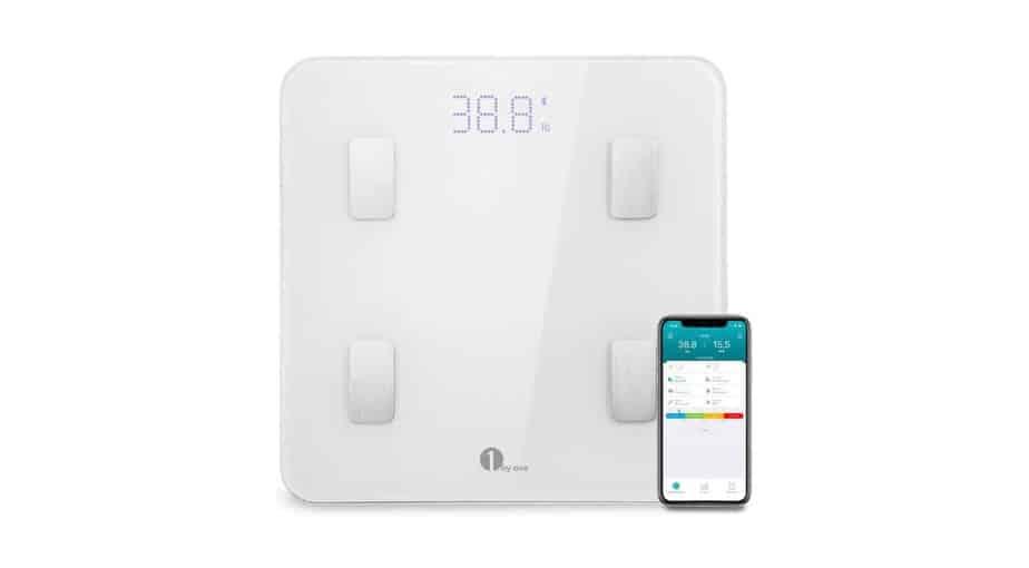 1byone Bluetooth Body Fat Scale