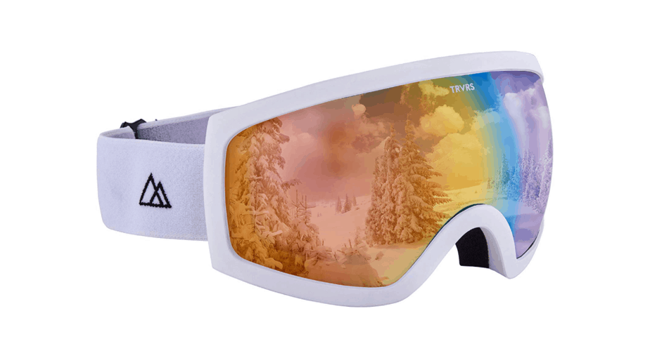 Retrospec Traverse G1 Ski Goggles