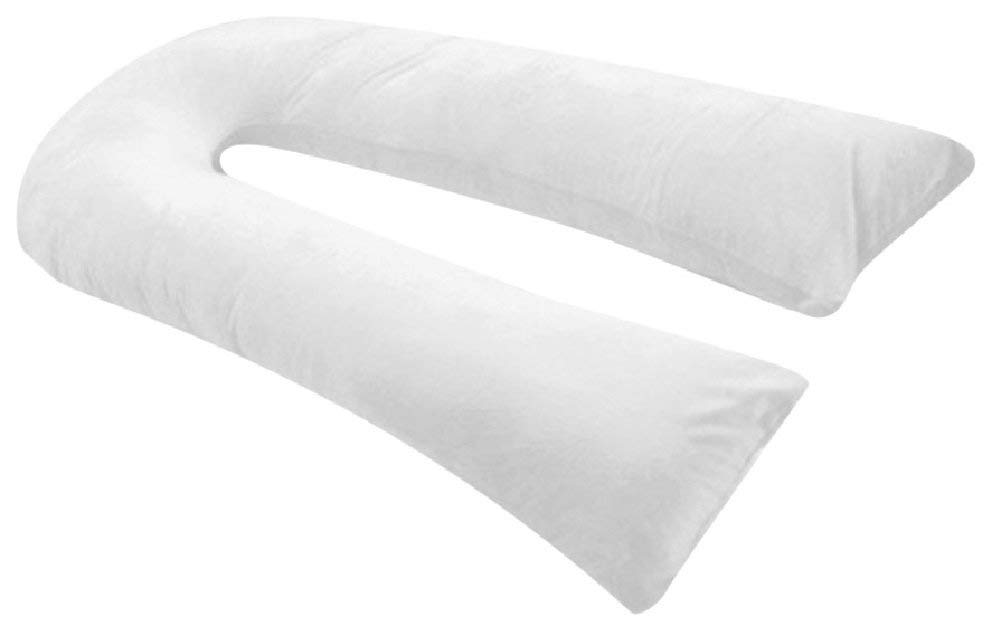 Web Linens Oversized Total Body Pregnancy Pillow
