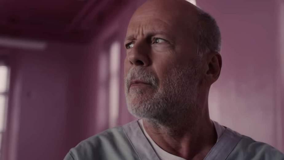 Bruce Willis in Glass