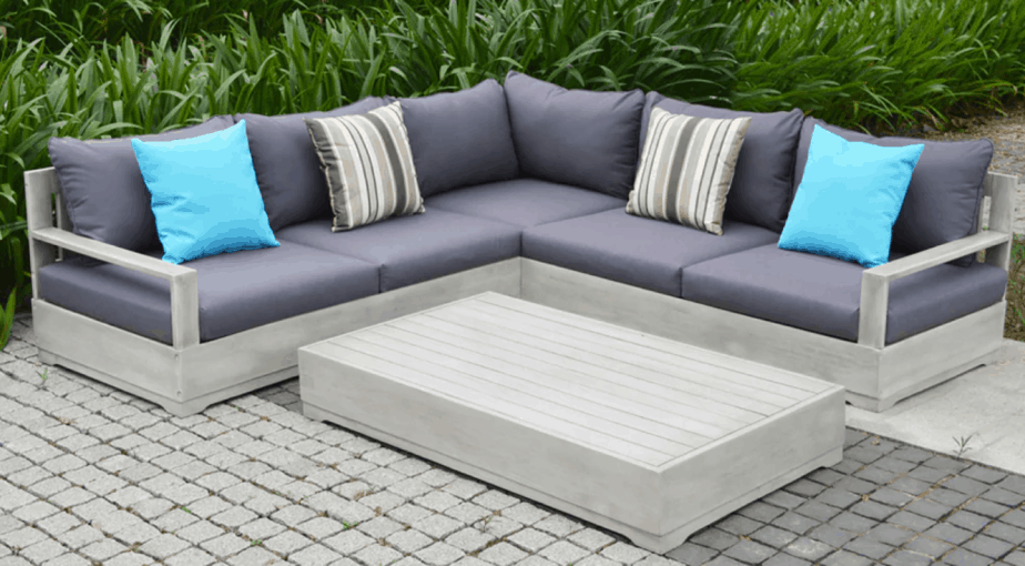 Beranda 3-Piece Outdoor Sectional Set