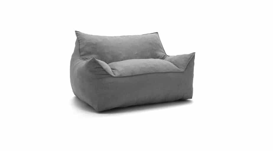 Lux by Big Joe Imperial Fufton Union Bean Bag