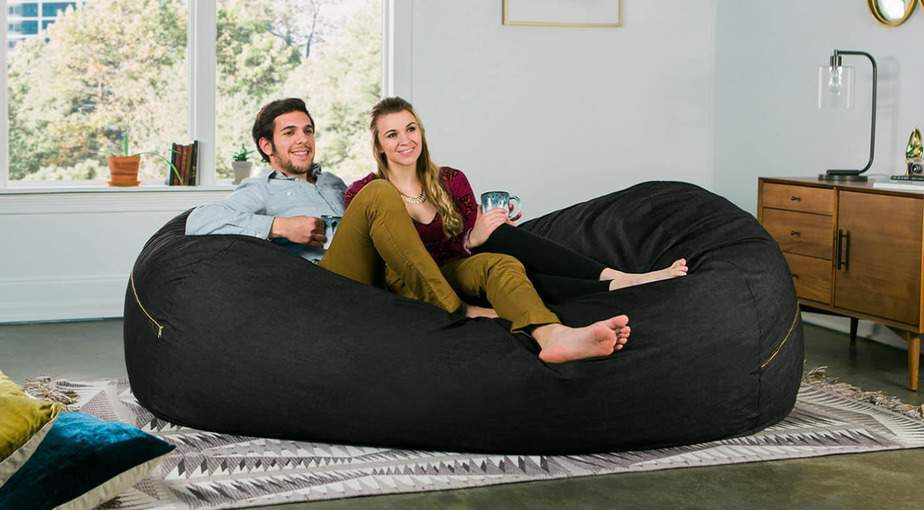 Admirable The 10 Best Bean Bag Chairs For 2019 Rave Reviews Caraccident5 Cool Chair Designs And Ideas Caraccident5Info