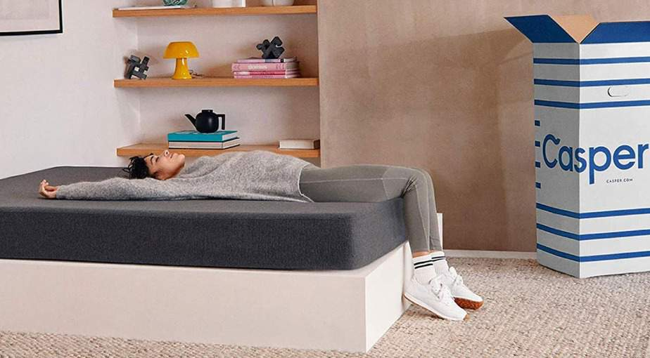 By offering a lengthy in-home trial, Casper allows sleepers to escape the high-pressure sales situation.