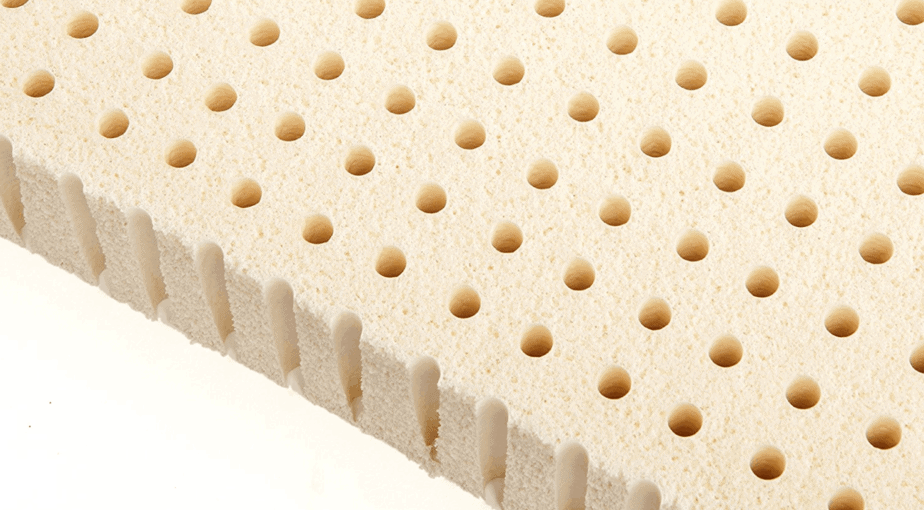 Pure Green Natural Latex Mattress Topper by Sleep On Latex
