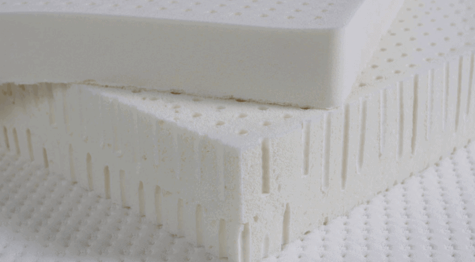 PlushBed 100% Natural Talalay Latex Topper