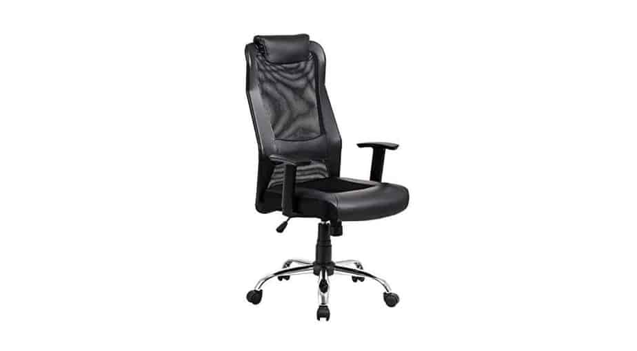 KADIRYA High Back Mesh Office Chair