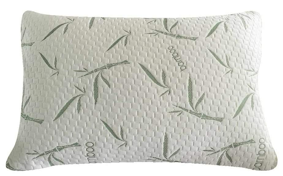Sleep Whale Bamboo Pillow