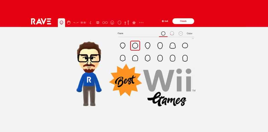Best Wii Games