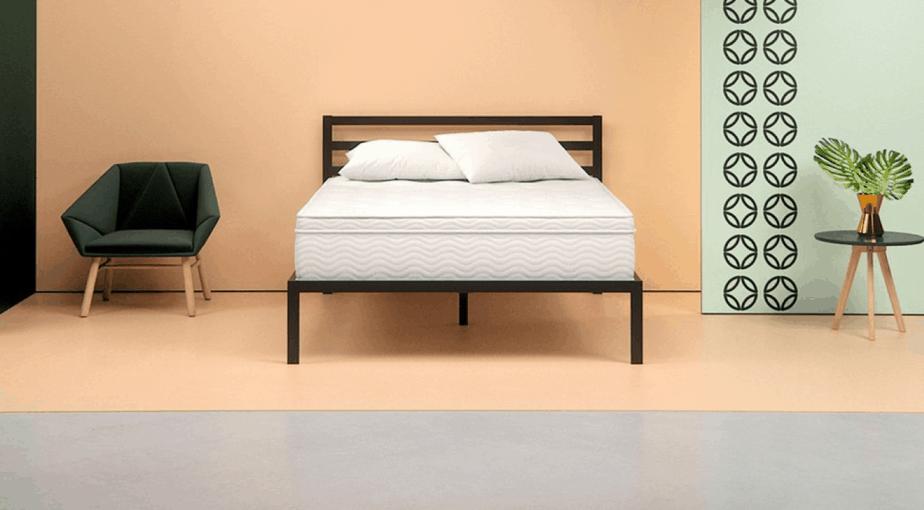 Zinus Pressure Relief Pocketed iCoil Hybrid Mattress