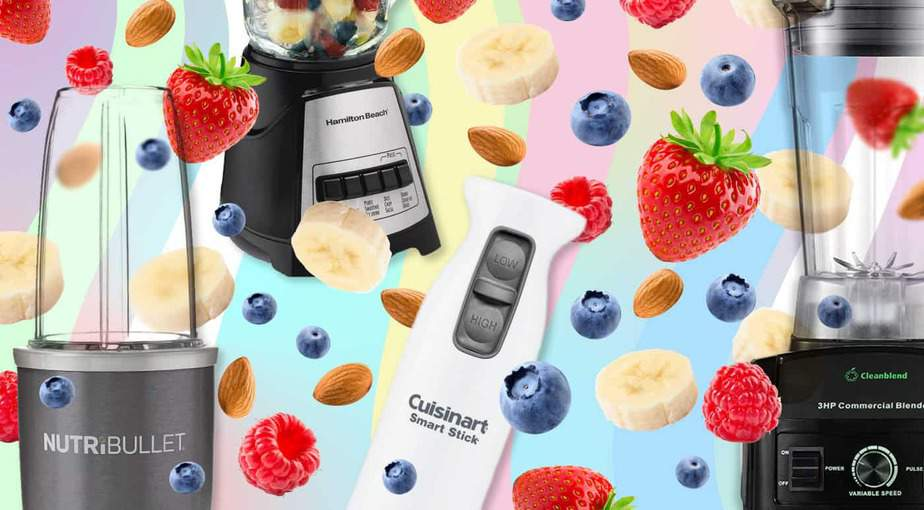 20 Best Blenders: Personal, Immersion, and Smoothie
