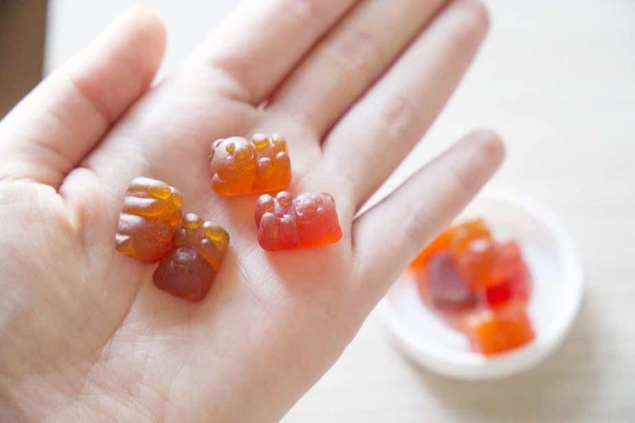 CBD gummies for children