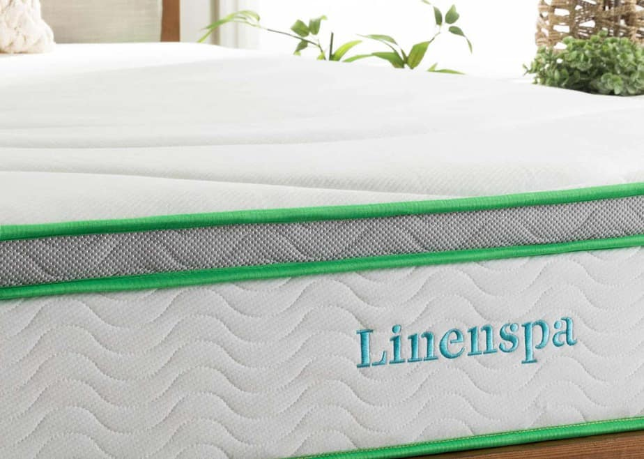 LinenSpa Latex Hybrid Mattress