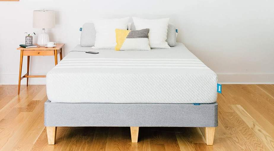 A new Leesa mattress offers a particularly good value compared to higher-end memory foam brands like Tempur-Pedic.