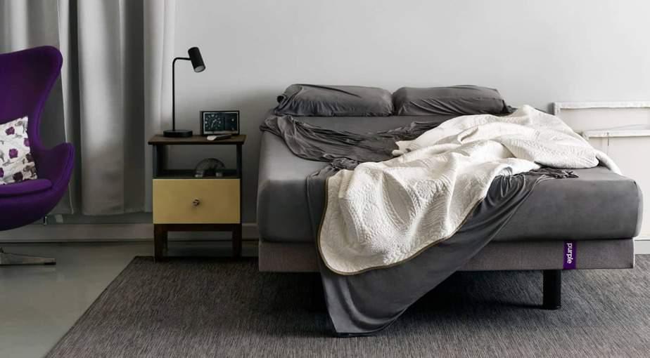 Purple mattresses represent the next big phase of sleep tech.