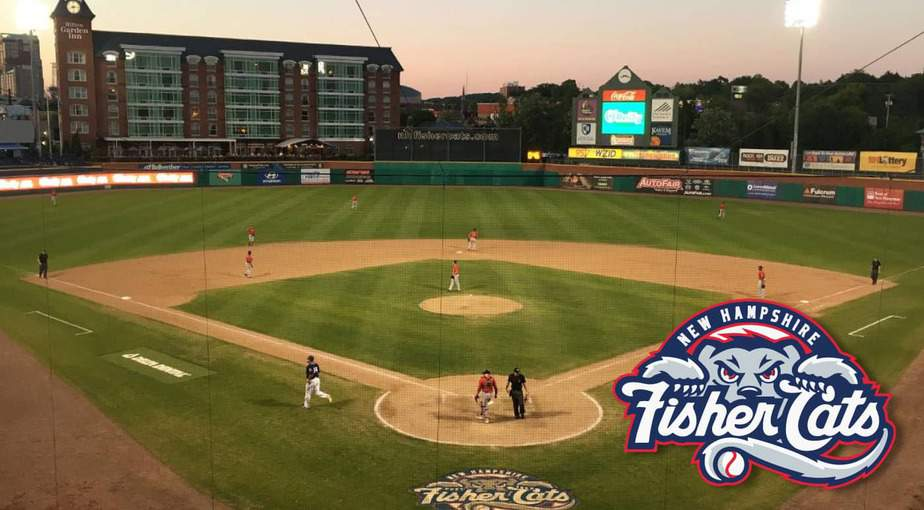 New Hampshire Fisher Cats | Manchester, NH