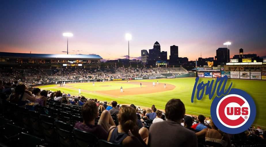 Iowa Cubs   Des Moines, IA