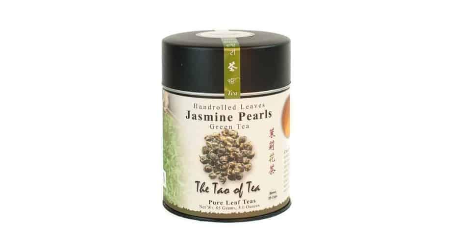 Jasmine Pearls Green Tea by The Tao of Tea
