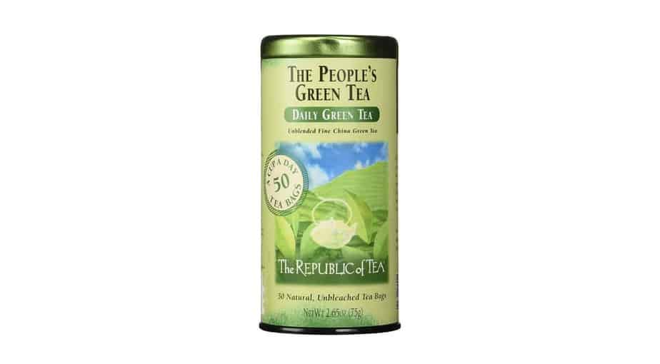 The People's Green Tea by Republic of Tea
