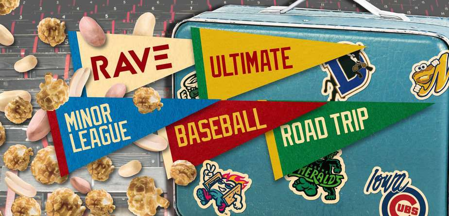 Ultimate Minor League Baseball Road Trip