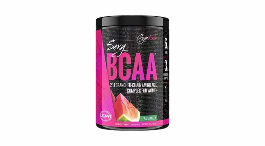 Gym Vixen Sexy BCAA