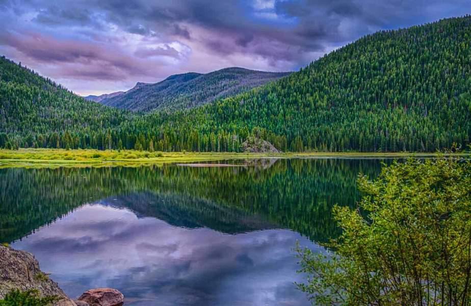 Indian Peaks Wilderness Area, CO