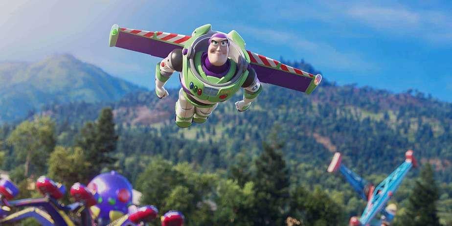 Buzz - Toy Story 4