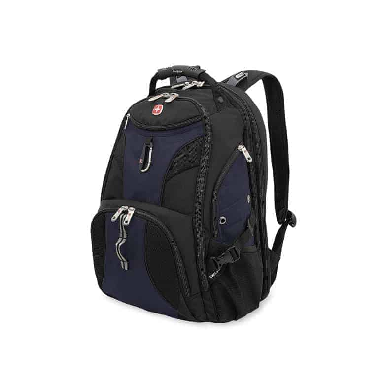 SwissGear 1900 Travel Gear TSA Laptop Backpack