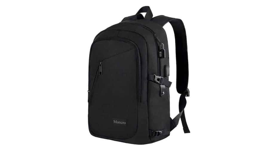 Mancro Anti-Theft Business Backpack