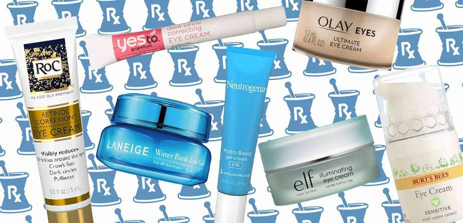 Best Drugstore Eye Creams