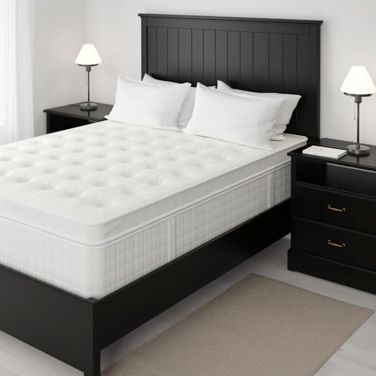 HOLMSBU Pillowtop Spring Mattress