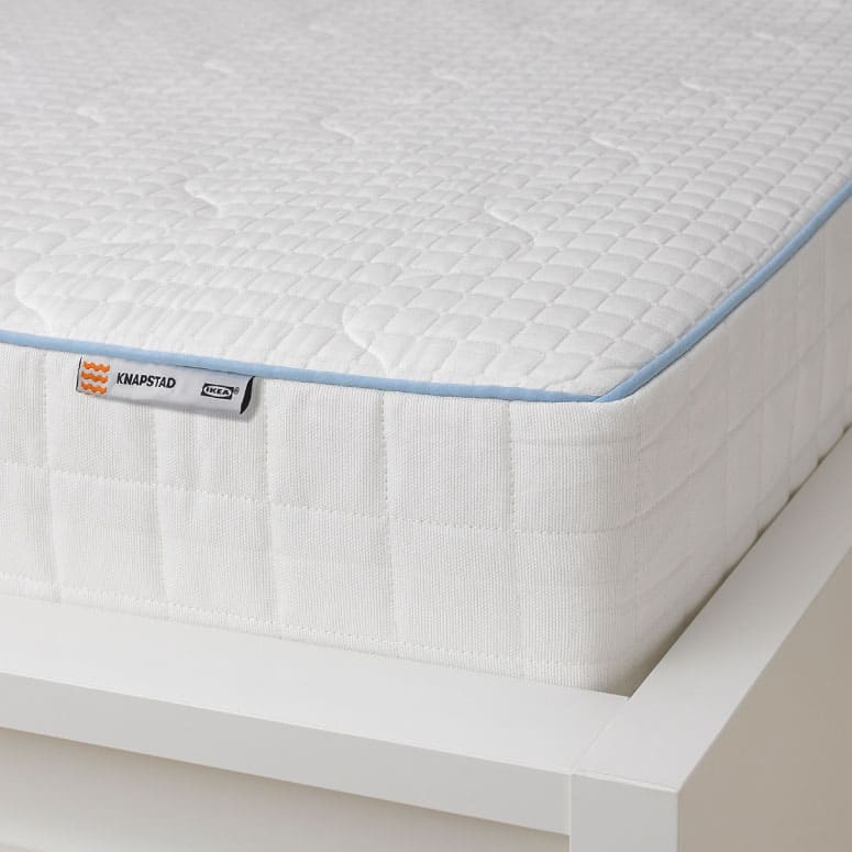 KNAPSTAD Memory-Foam Mattress