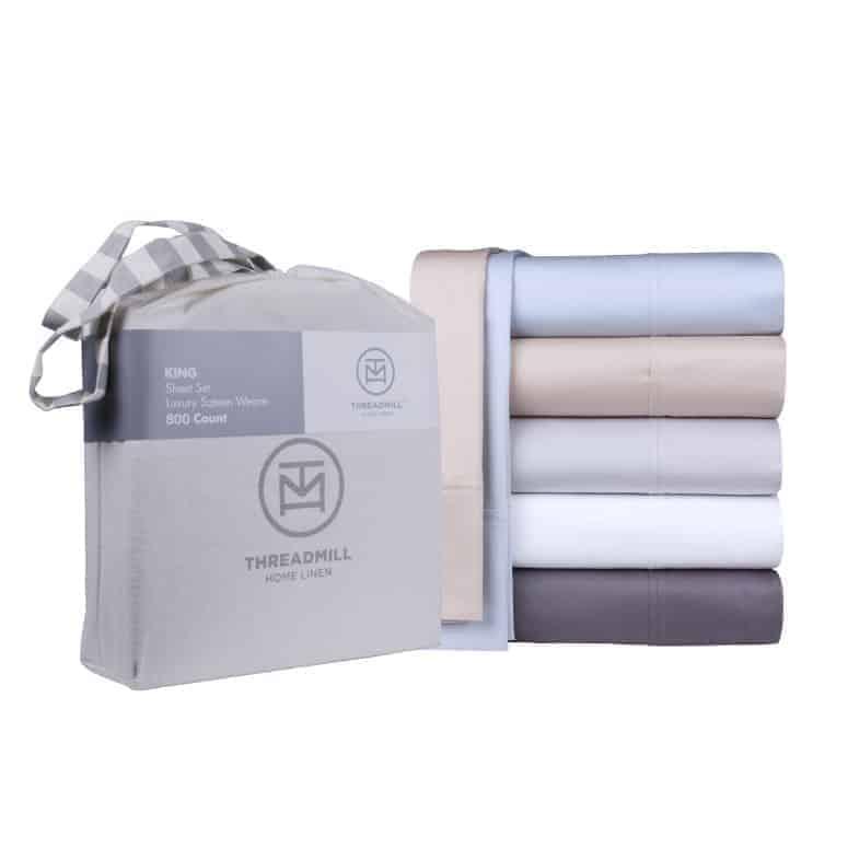 Threadmill Cotton Sheet Set