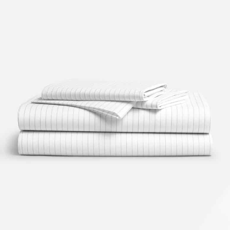 Brooklinen Luxe Core Cotton Sheets
