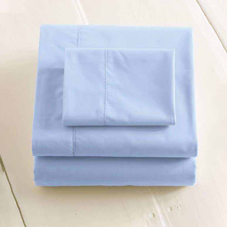 L.L. Bean 280-Thread-Count Pima Percale Sheets