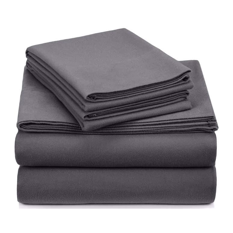 Pinzon 190-Gram Heavyweight Velvet Flannel Sheets