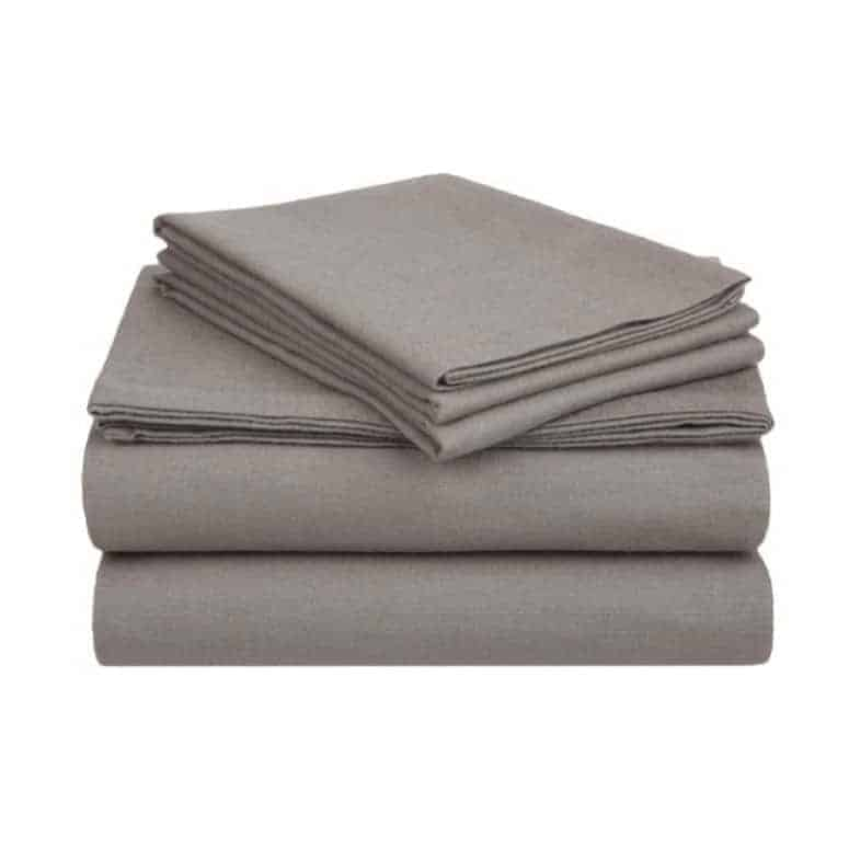 eLuxury Cotton Flannel Sheet Set