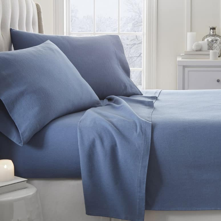 Linens & Hutch 4-piece Flannel Sheet Set